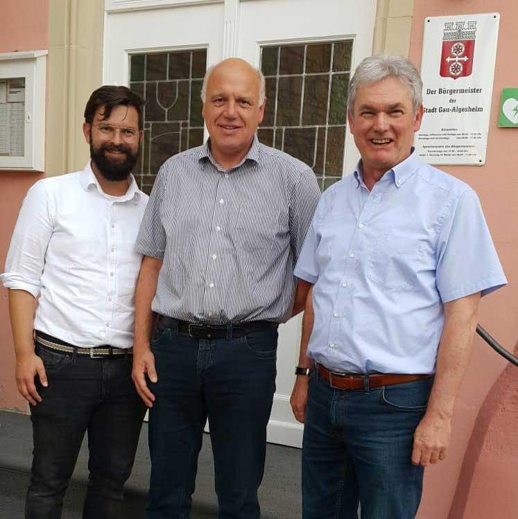 Fraktionssprecher der CDU Gau-Algesheim