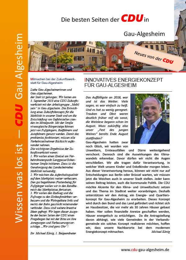 Die besten Seiten der CDU Ausgabe 3