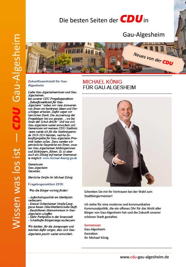 Die besten Seiten der CDU Ausgabe 4