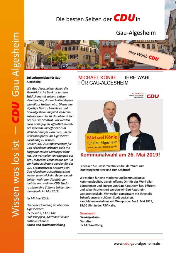 Die besten Seiten der CDU Ausgabe 5