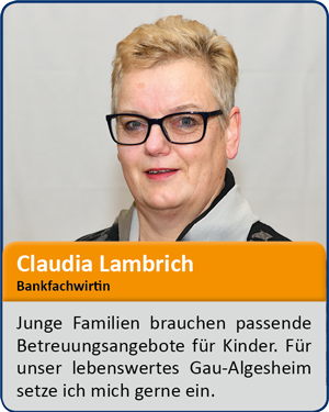 14 Claudia Lambrich
