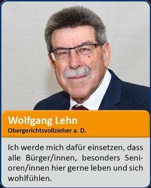17 Wolfgang Lehn