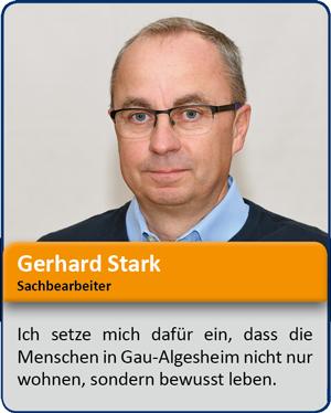 20 Gerhard Stark