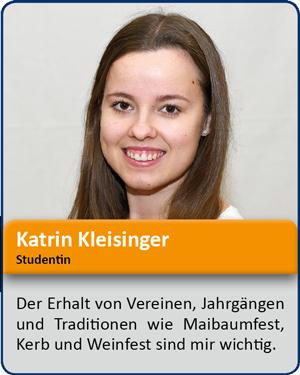 21 Katrin Kleisinger