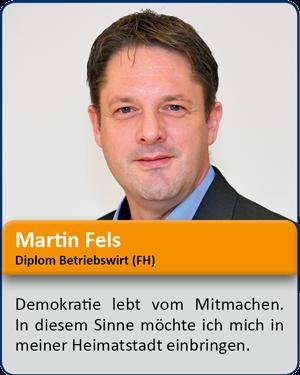 22 Martin Fels