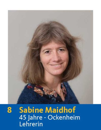 08 Sabine Maidhof