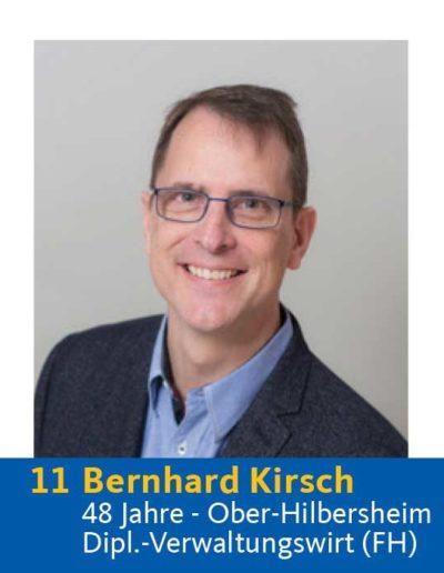 11 Bernhard Kirsch
