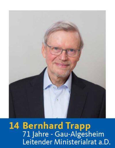 14 Berhard Trapp