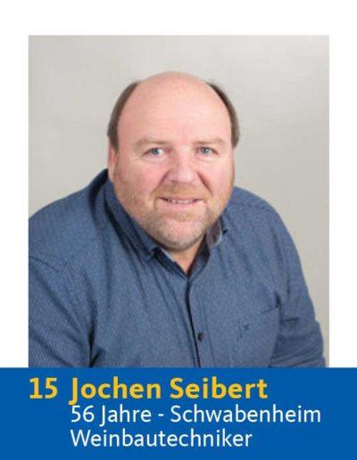 15 Jochen Seibert
