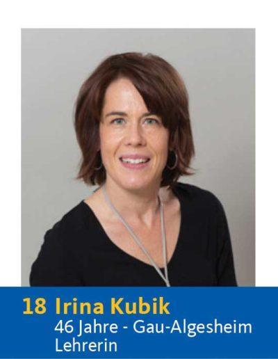 18 Irina Kubik