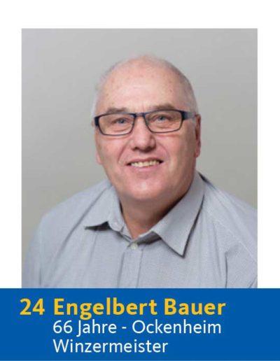 24 Engelbert Bauer