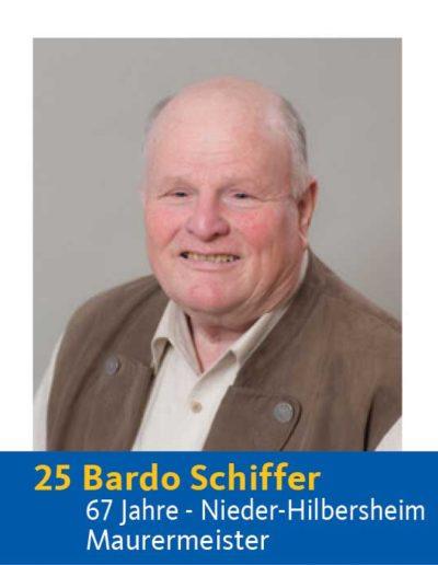 25 Bardo Schiffer