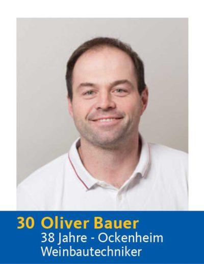 30 Oliver Bauer