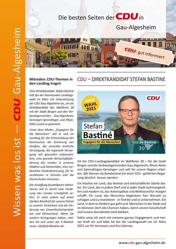 Die besten Seiten der CDU Ausgabe8