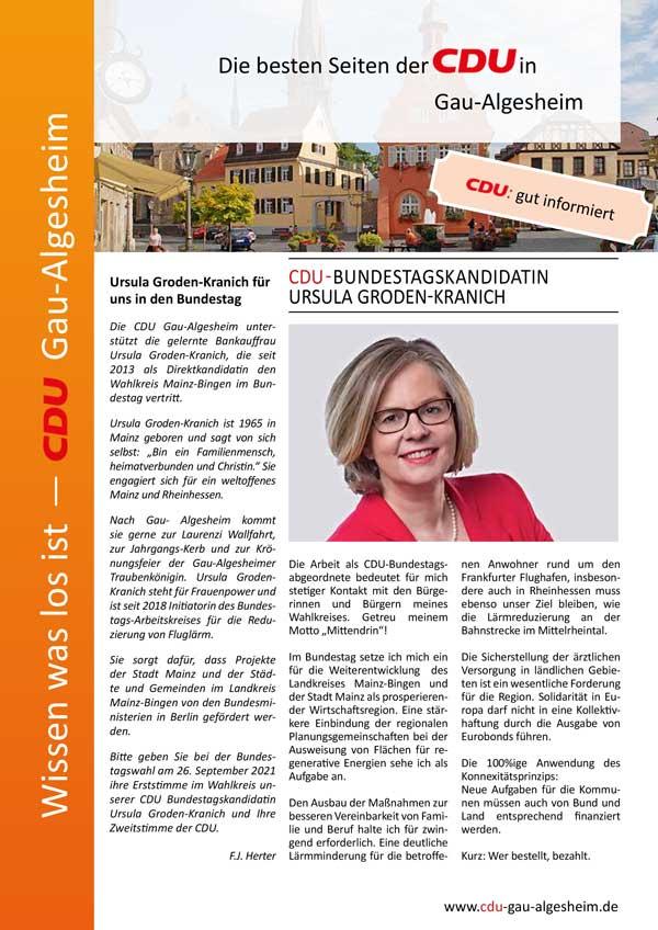 Die besten Seiten der CDU Ausgabe9